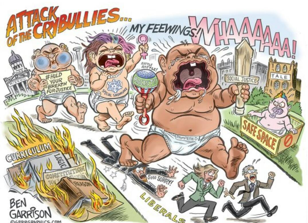 attack-of-crybullies-campus-diaper-liberals