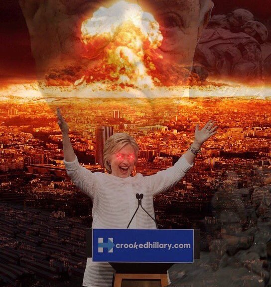crooked hillary world war 3 for globalists against russia.jpg