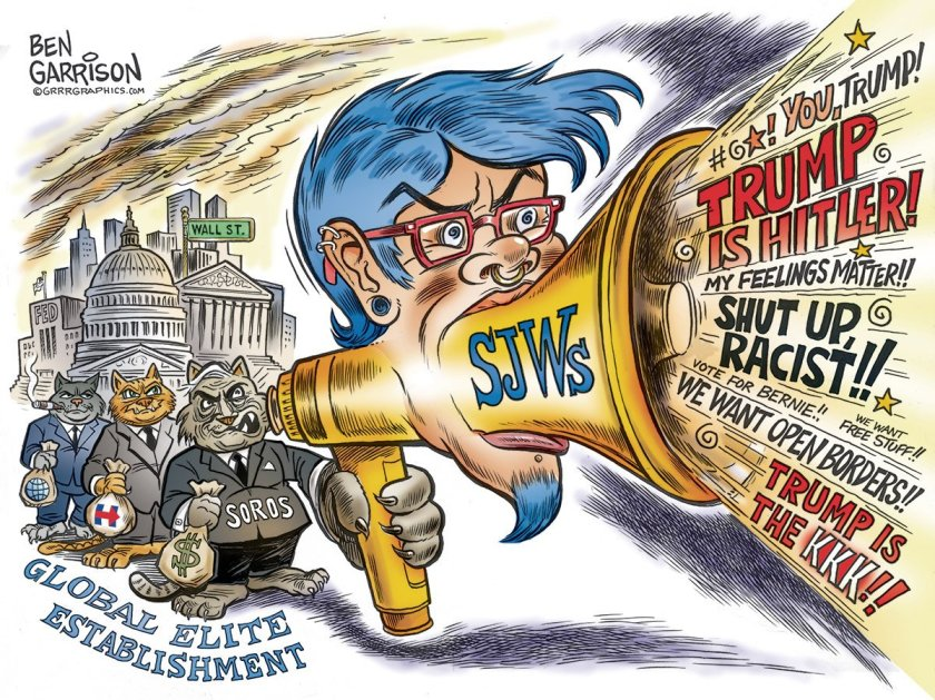 sjw-globalist-controlled-soros-trump-is-hitler-racist-open-borders