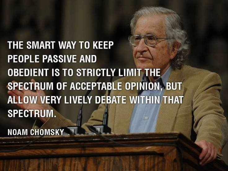 10277265_689799111087856_4456947417169452030_n lively debate within that spectrum noam chomsky conspiracy theory ad hominem