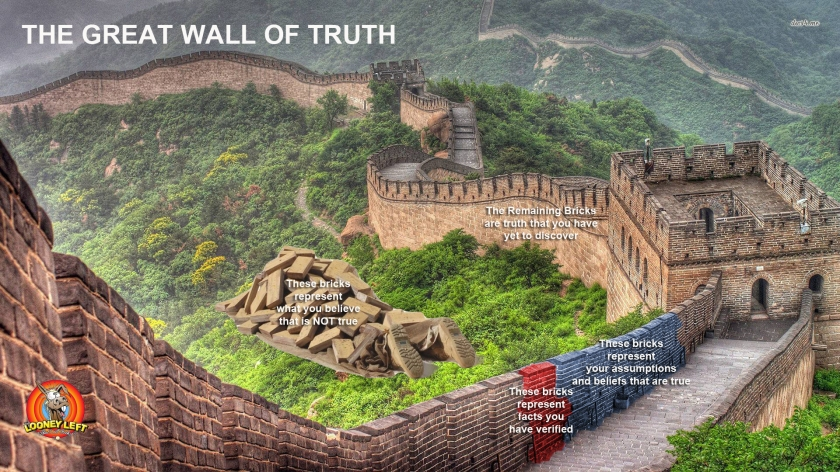 odpmeme GREAT WALL OF TRUTH