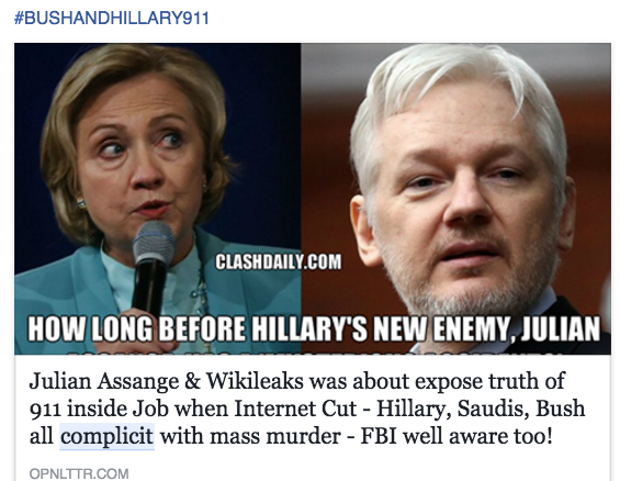 Screen Shot 2017-01-17 at 3.30.53 PM assange hillary complicit 911 inside job
