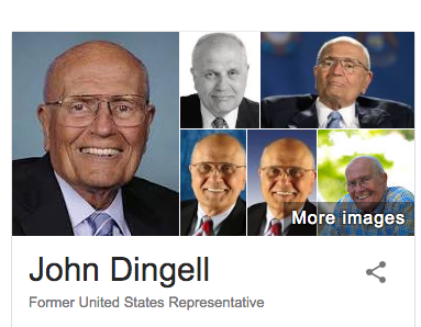The Liberal Lessons of John Dingell