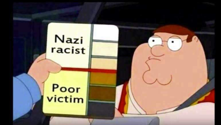 NAZI PANTONE CHART WHITE