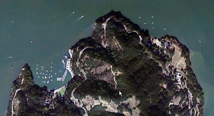angel island areal