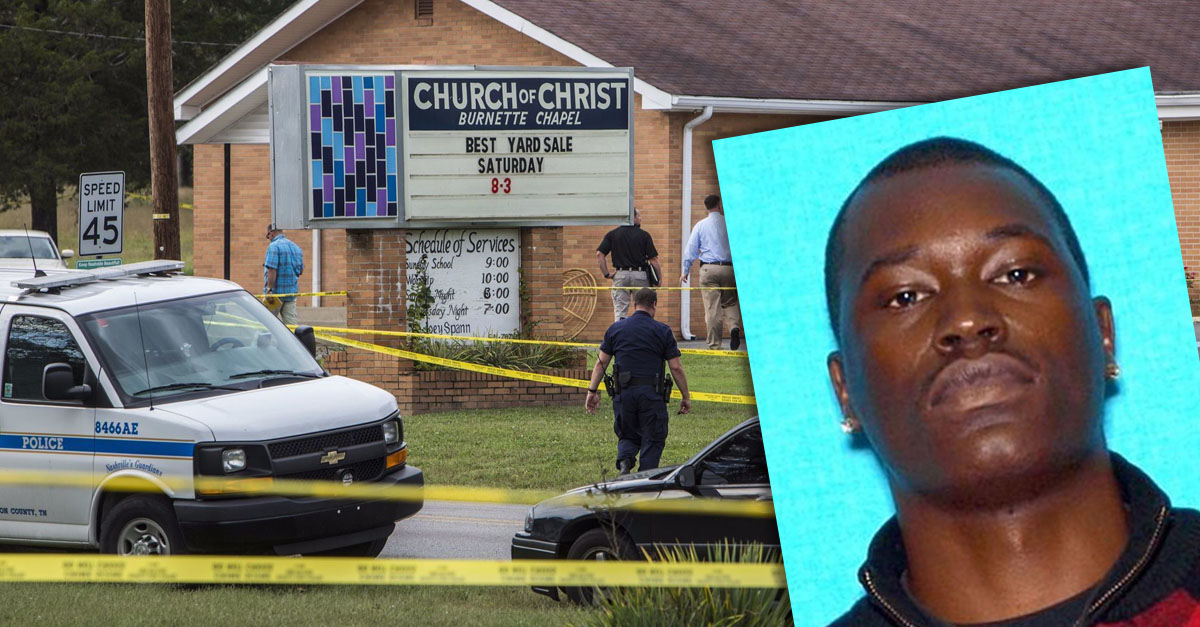 Media Message Control: A Tale of Two ChurchShootings