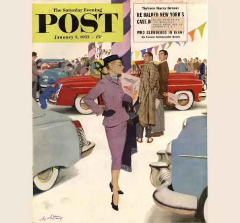 50s affluence in culture
