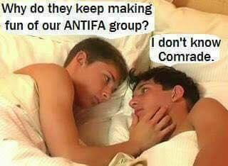 antifa gay