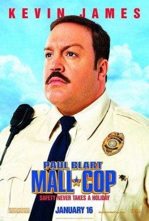 movie poster mall cop kevin james