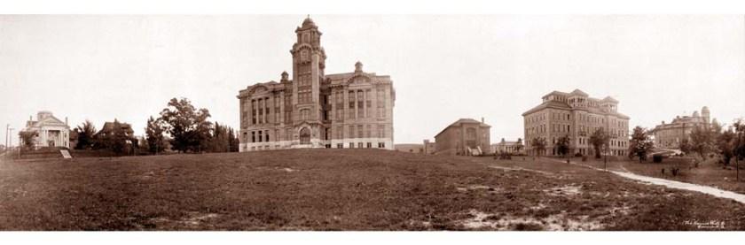 syracuse univsrsity campus historical