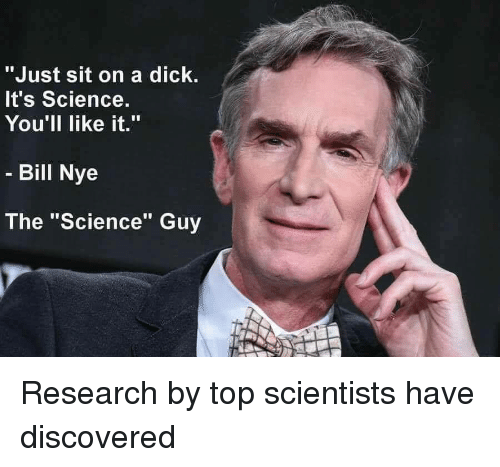 bill nye sit on dick science guy vile lgbt