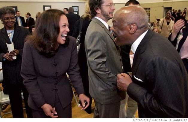 kamala willie brown affair sex scandal