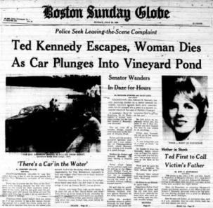 ted kennedy chappaquiddick-boston-globe-third