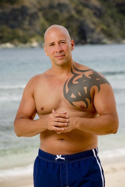 tony vlachos tribal leader