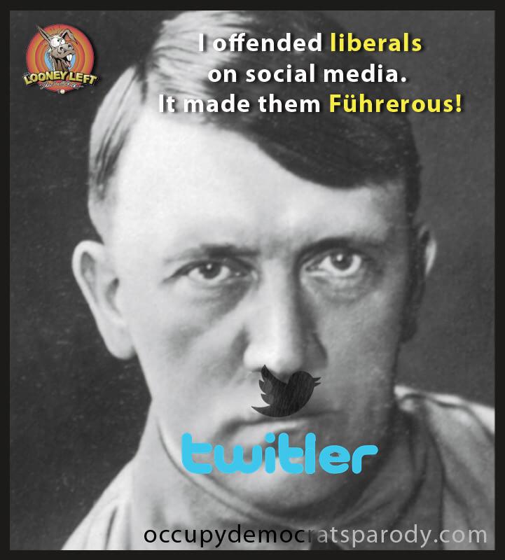 ODPMEME TWITLER twitter fuhrerous offended