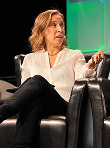 RUSSIAN JEW GOOGLE CENSOR Susan_Wojcicki_2016