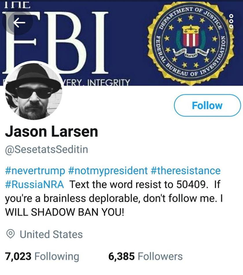 twitter suspension suspect jason larsen