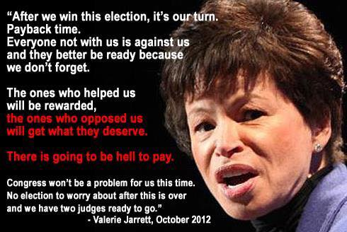valerie jarret roseanne was too kind