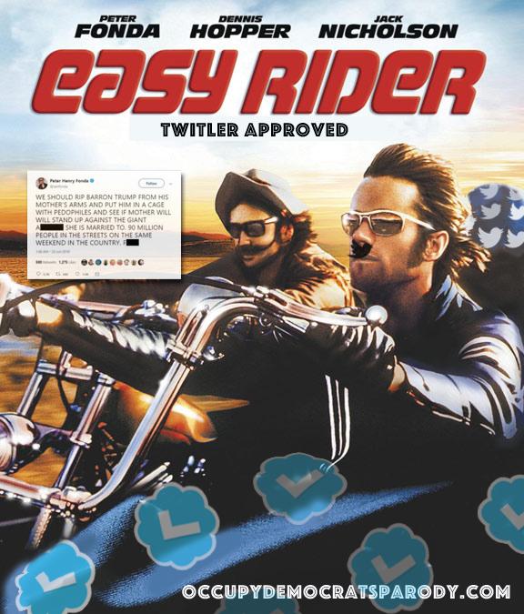 easy rider peter fonda twitter twitler meme