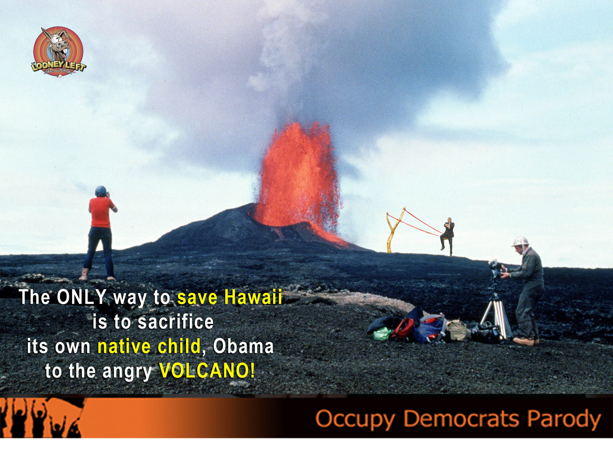 ODP MEME volcano obama hawaii