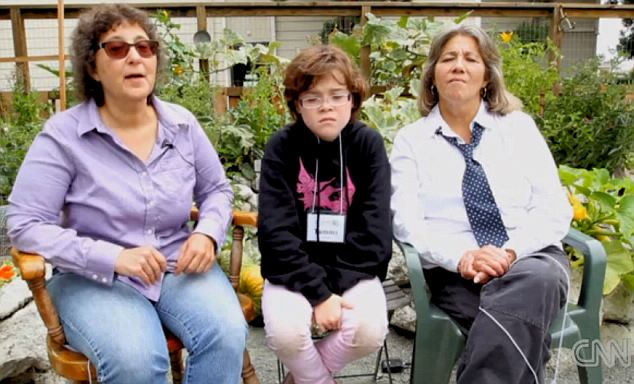 LESBIAN BERKELEY WOMEN DESTROY 11 YEAR OLD BOY SEX CHANGE LGBT