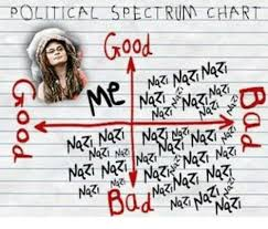 political spectrum for morons
