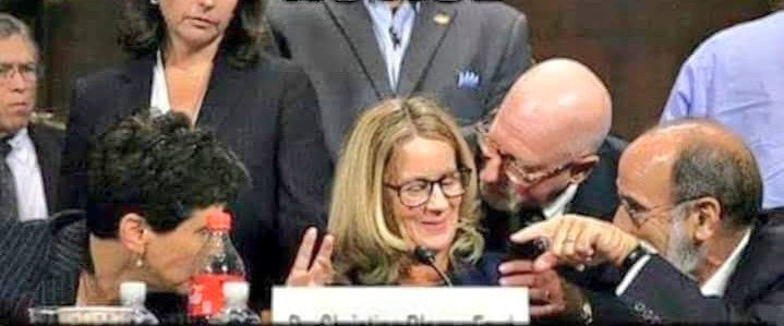 christine ford lawyer gangbang