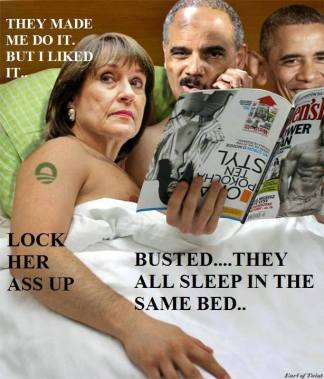 10696266_669546986475921_294357217080973251_n in bed obama holder lerner irs targeting