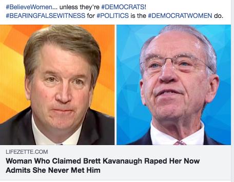 believe women vaginahat kavanaugh screenshot 2018-11-02 at 9.01.12 PM