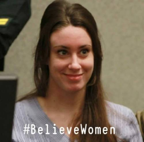 BELIEVEWOMEN webelieve false accuser bearing false