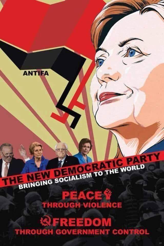 Democrats Exploit Collectivist Guilt-by-Imaginary-Association Rhetoric to Fuel Their Own HateMachine