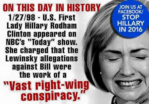 hillary clinton vast right wint conspiracy