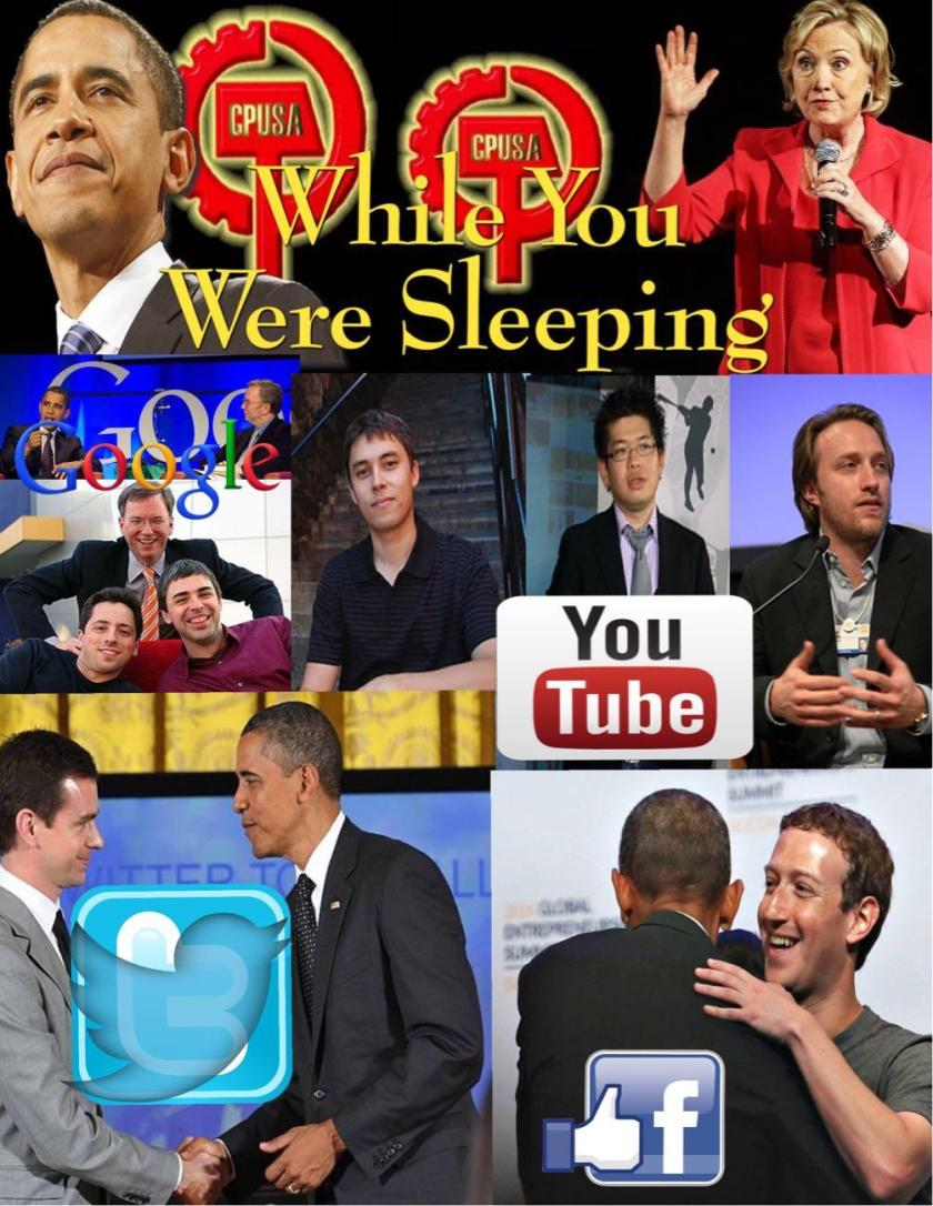 zuck facebook twitter jackolf twitler obama censorship communism google goolag