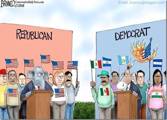 Flag Arson vs. AmericanFreedom