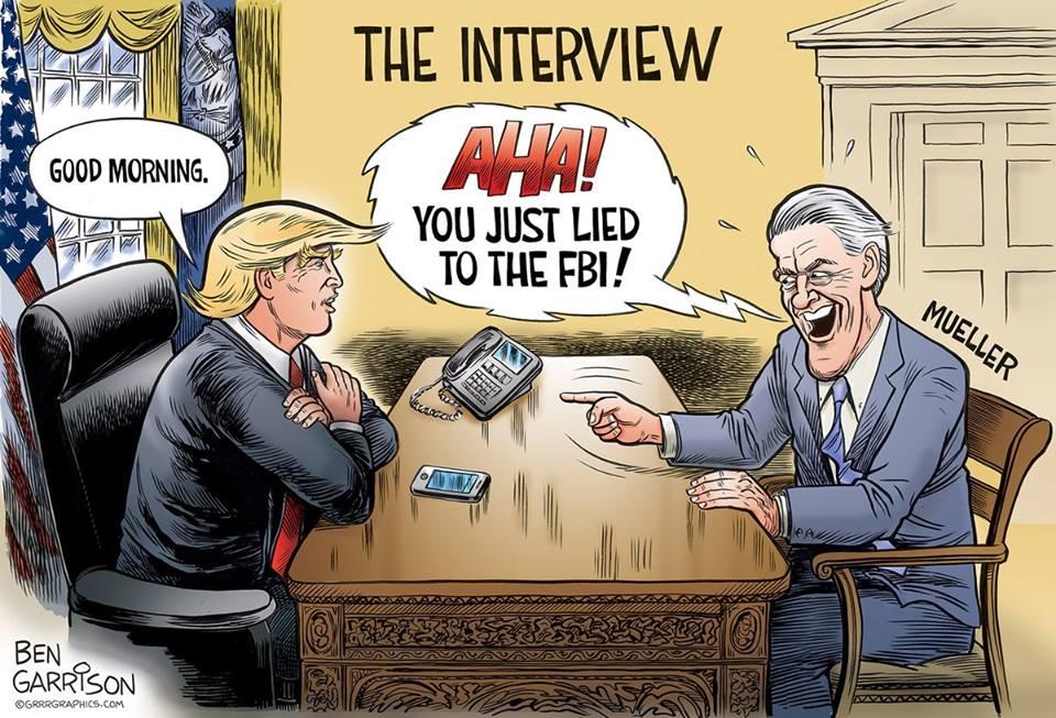Unmasking Robert Mueller