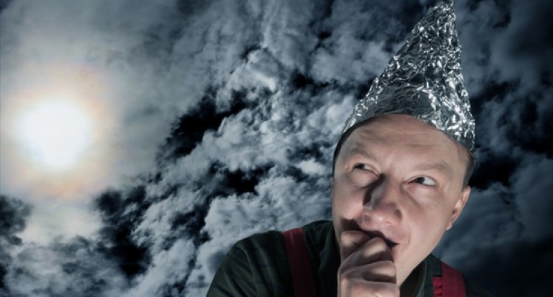 """How """"Conspiracy Theory"""" Came to Mean What itDoesn't."""