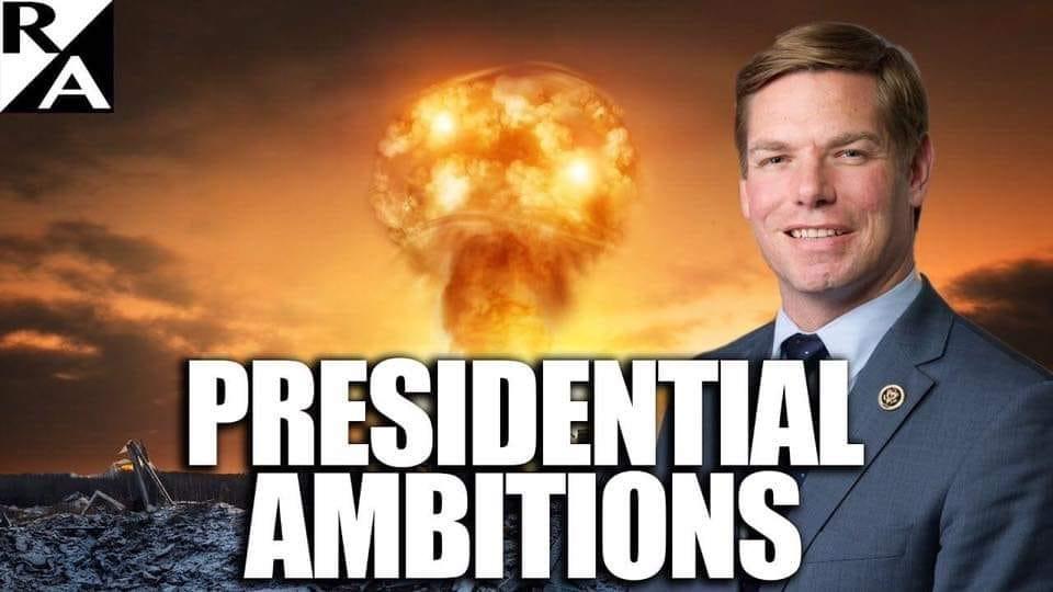 Swalwell Announces Run for Presidency onLateNight