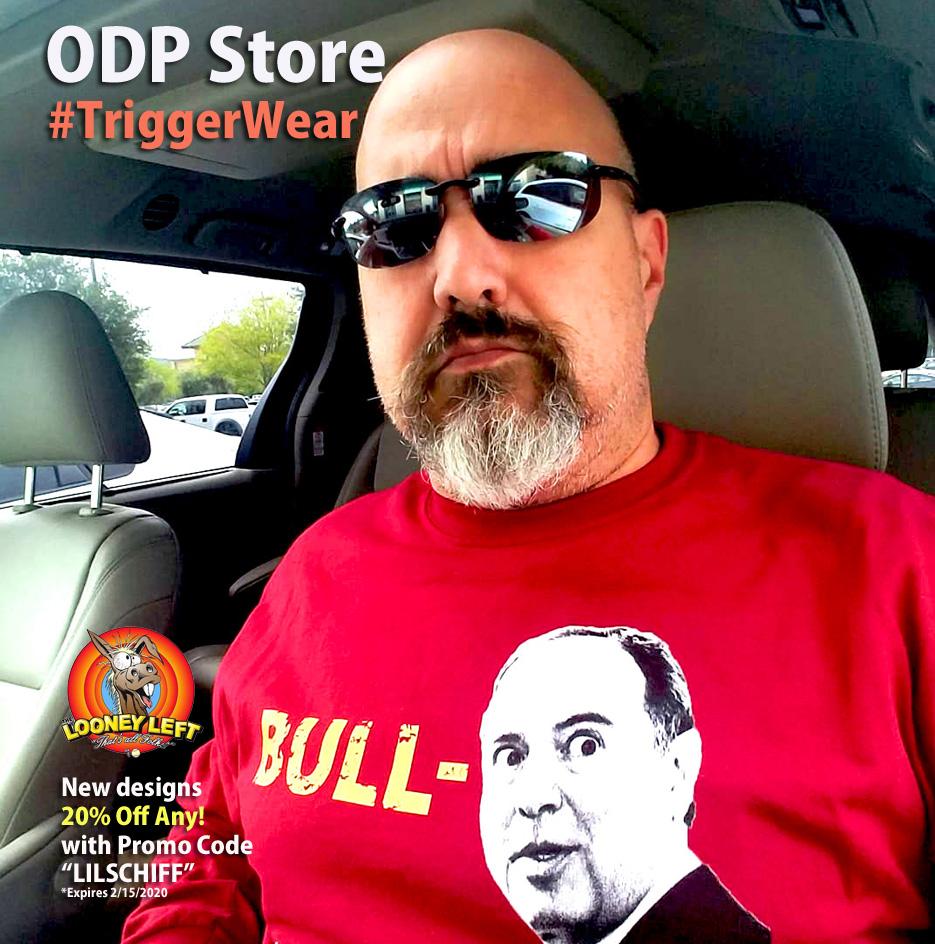 ODP Creates Hilarious Bull SchiffShirt!