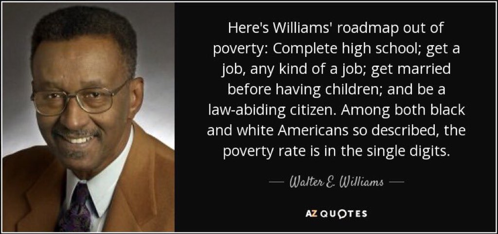 In Remembrance of the Late and Great Walter E.Williams