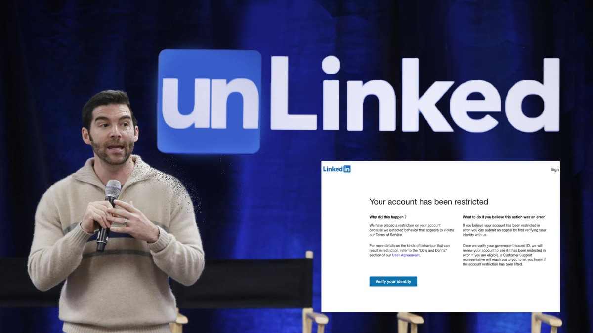 UnLinked: Linkedin Joins Social Media Taliban,  Purges Resumes of Conservatives