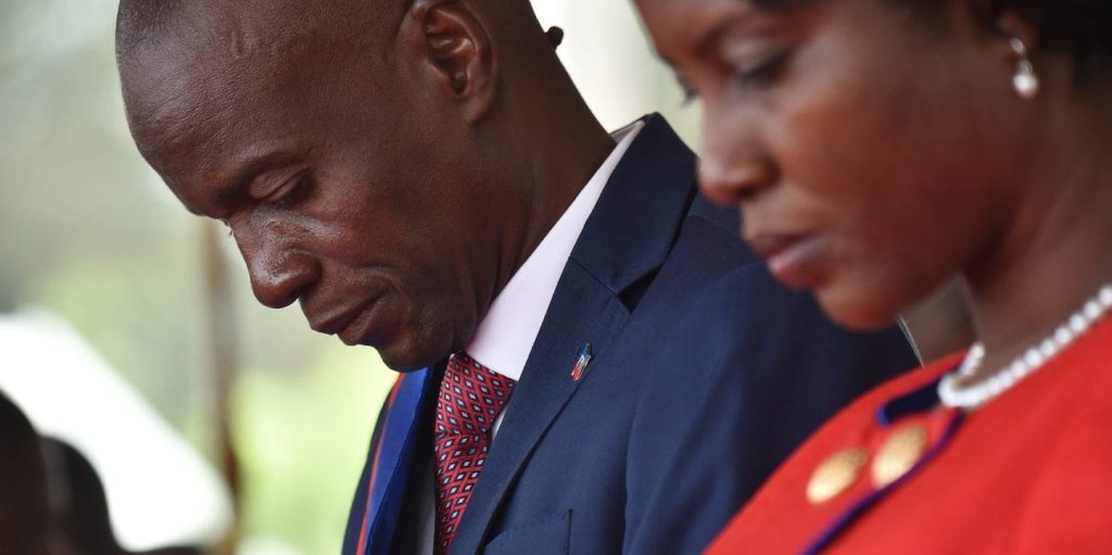 """Did COVID Vaccine """"Hesitancy"""" Motivate The Assassination of the HaitianPresident?"""