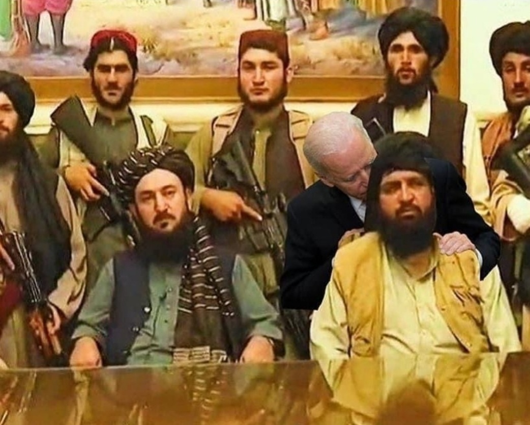 """Obama's """"JVTeam"""" is Back in a Horrific Tale of """"Taliban Rising withBiden!"""""""