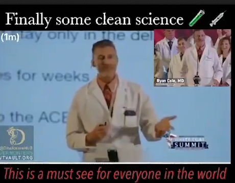 """The """"Vaccine"""" is theDisease"""